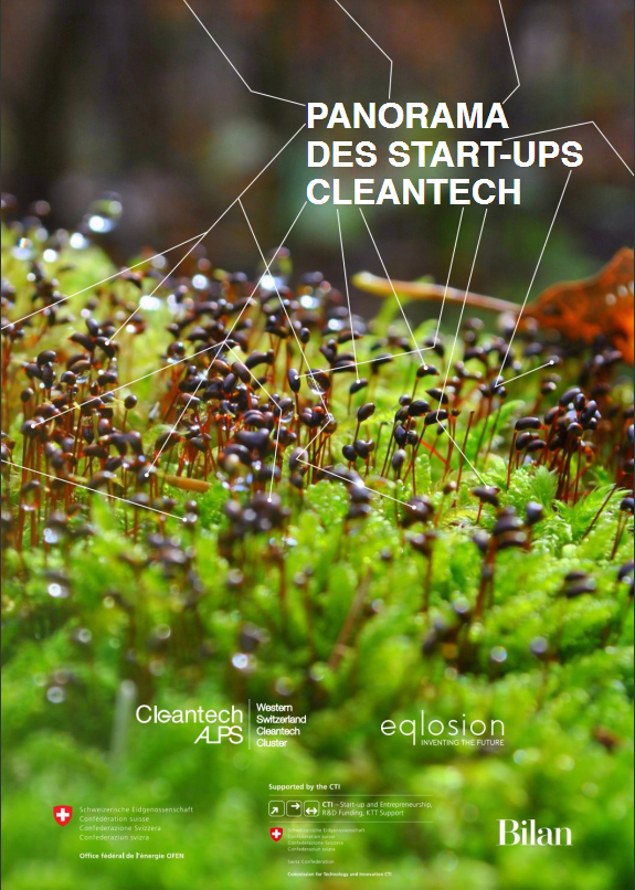 Panorama des start-ups cleantech